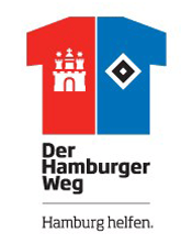 logo hamburger weg